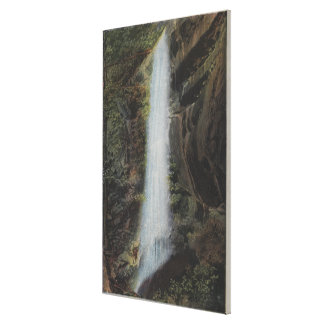 Great Smoky Mountains National Park TN Gallery Wrapped Canvas
