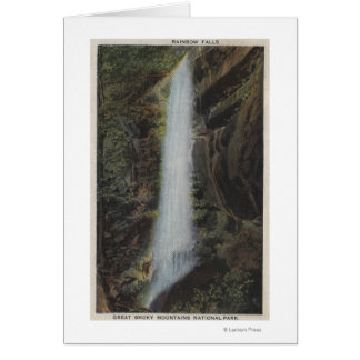 Great Smoky Mountains National Park TN Greeting Card