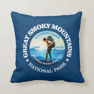 Great Smoky Mountains NP (Hiker C) Cushion