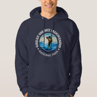 Great Smoky Mountains NP (Hiker C) Hoodie