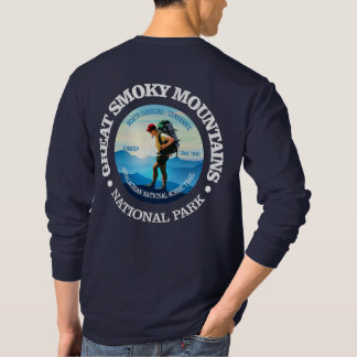 Great Smoky Mountains NP (Hiker C) T-Shirt