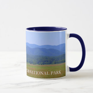 Great Smoky Mountains Overview - Cades Cove Mug