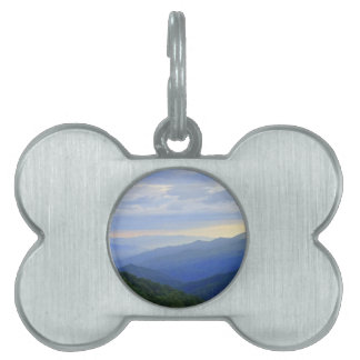 Great Smoky Mountains Pet Tag