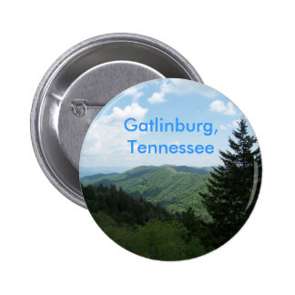 Great Smoky Mountains Pinback Button