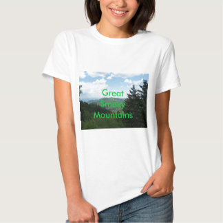 Great Smoky Mountains Tees