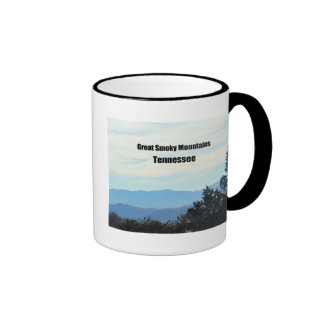 Great Smoky Mountains, Tennessee Mugs