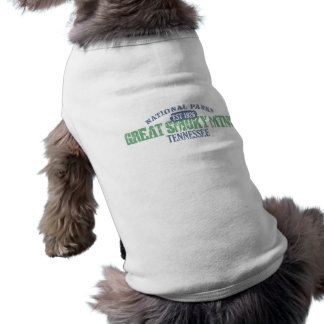 Great Smoky Mtns National Park Dog Clothing
