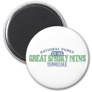 Great Smoky Mtns National Park Fridge Magnet