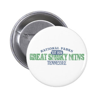 Great Smoky Mtns National Park Pins