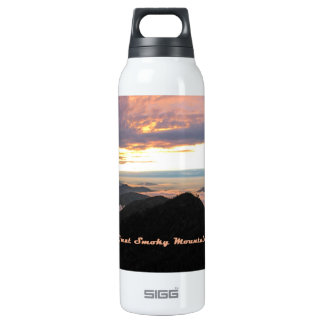 Great Smoky Mtns Sunset 0.5L Insulated SIGG Thermos Water Bottle