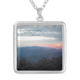 Great Smoky Mtns Sunset: Mtns are calling/J Muir Jewelry