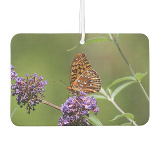 Great spangled fritillary butterfly car air freshener
