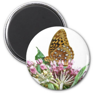 Great Spangled Fritillary Coordinating Items Refrigerator Magnet