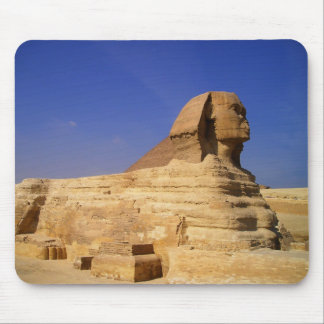 Great Sphinx of Giza, Egypt Mouse Pad
