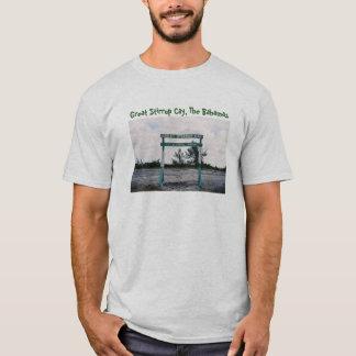 Great Stirrup Cay International Airport T-Shirt