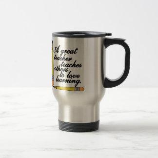 Great Teacher Travel Mug