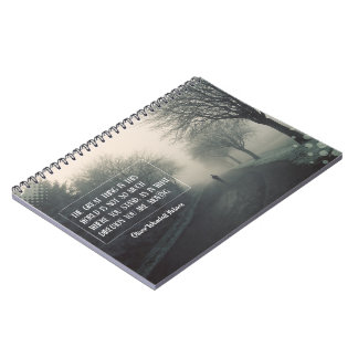 Great Thing In This World Notebook