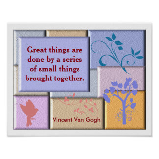 Great Things - Poster
