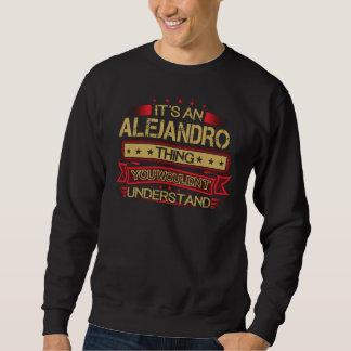 Great To Be ALEJANDRO Tshirt