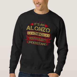 Great To Be ALONZO Tshirt