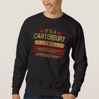 Great To Be CANTERBURY Tshirt