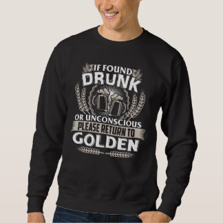 Great To Be GOLDEN T-shirt