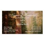 Great Trees, Mariposa Grove, California, Bierstadt Pack Of Standard Business Cards