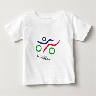 Great Triathlon logo Baby T-Shirt