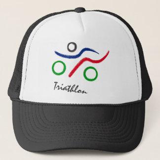 Great Triathlon logo Trucker Hat