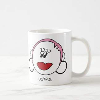 GREAT VIBRANT JOYFUL MUG