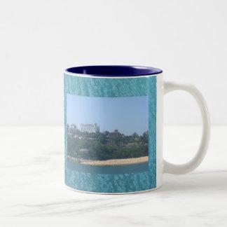Great View - Santander Two-Tone Coffee Mug