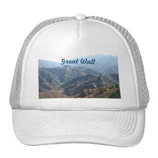 Great Wall Baseball Hat