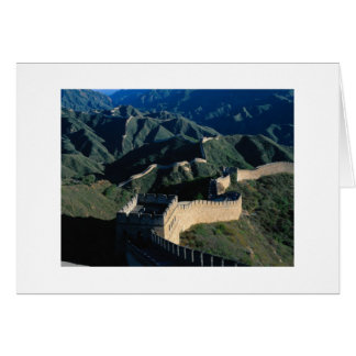 great wall card