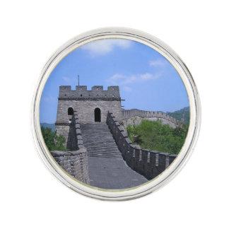 Great Wall in China Lapel Pin