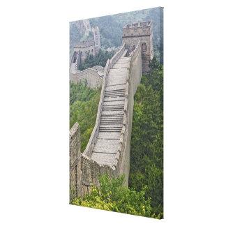 Great Wall, Jinshanling, China Canvas Prints