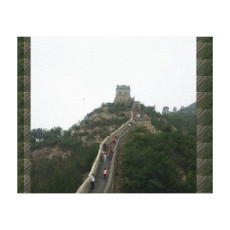 GREAT Wall of China Stretched Canvas Prints