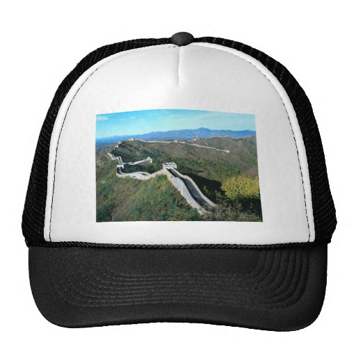 Great Wall Of China Trucker Hat