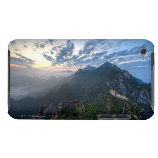 Great Wall of China, JianKou unrestored section. 8 iPod Touch Case