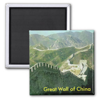 Great Wall of China Magnet
