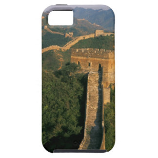 Great Wall winding through the mountain, China Tough iPhone 5 Case