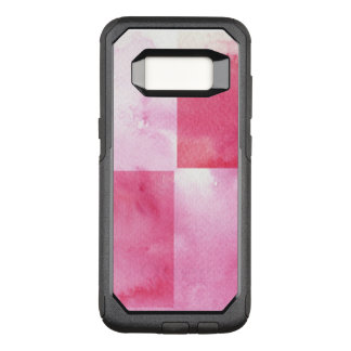 great watercolor banners for your design OtterBox commuter samsung galaxy s8 case