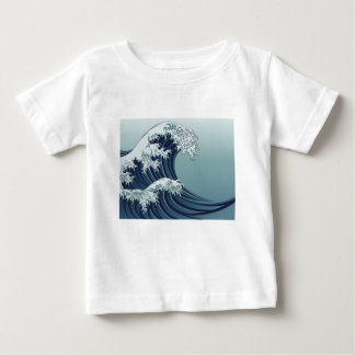 Great Wave Baby T-Shirt