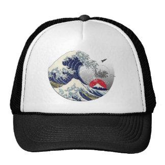 Great Wave Trucker Hat