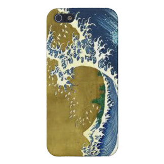 great wave japan tsunami iPhone 5/5S covers