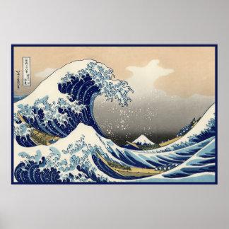 Great Wave - JP Print