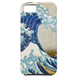 Great Wave Kanagana IPhone 5 case