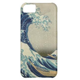 Great_Wave_off_Kanagawa2 iPhone 5C Case