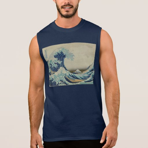 Great_Wave_off_Kanagawa2 Tee Shirts