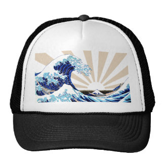 Great Wave off Kanagawa - Hat #1
