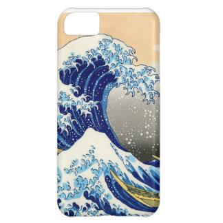 Great Wave off Kanagawa ~ Hokusai iPhone 5C Cover
